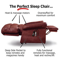 Perfect Sleep Chair