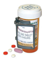 Pill Bottle Magnifier (2-pack)