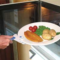 Microwave Hot Plate Handle