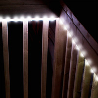 Solar LED Rope Lights