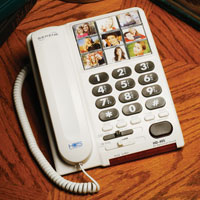Speech Amplified Phone