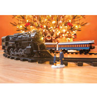 Steam Engine Train Set