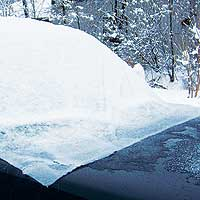 SUV & Truck Snow Cover