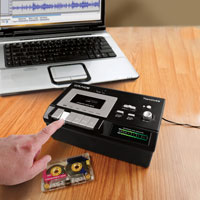 Tapewriter Converts Cassettes to Computer Files