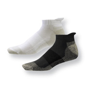Unisex Athletic Low-Cut Copper Sole™ Socks