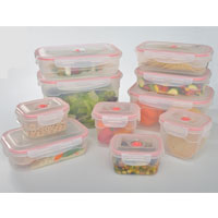 Vacuum-Seal Food Storage System