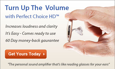 Perfect Choice HD - Personal Sound Amplification Product