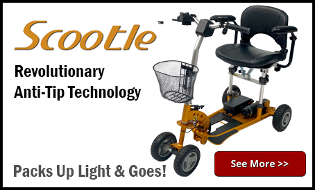Scootle Personal Mobility Scooter
