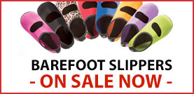 Women's Barefoot Slippers