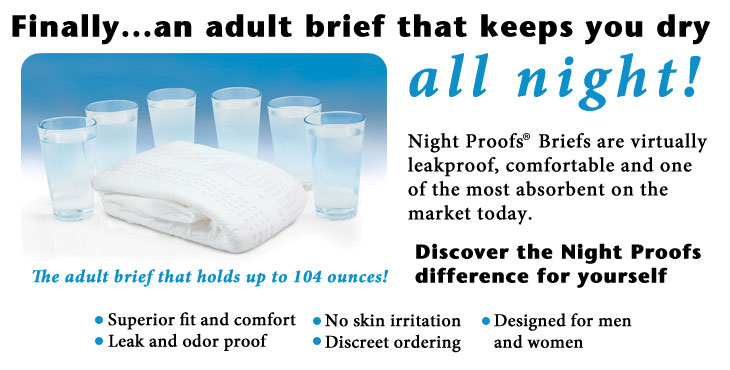 Night Proof Briefs