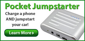 Pocket Jumpstarter