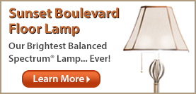Sunset Boulevard Lamp