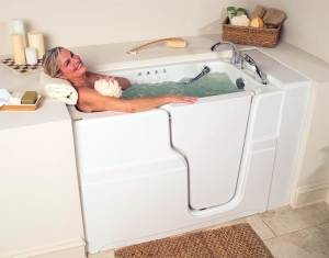 Jacuzzi Walk-In Tub