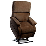 The Perfect Sleep Chair Petite Microfiber